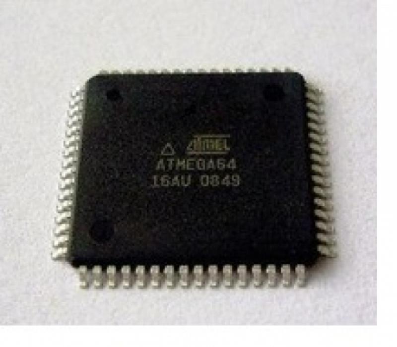 ATmega64-16AU