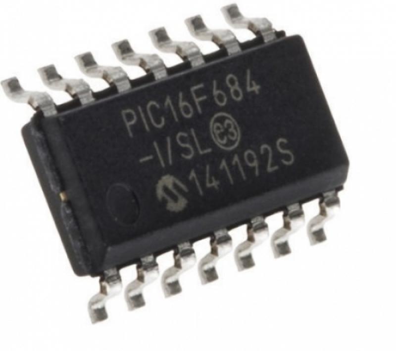 PIC16F684-I/SL