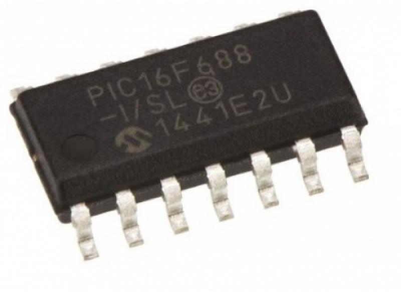 PIC16F688-I/SL