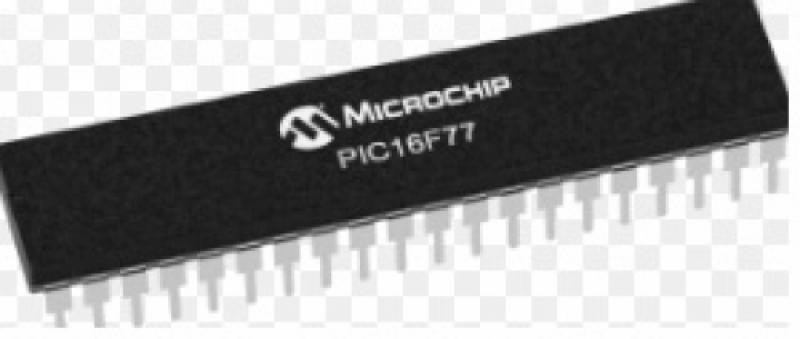 PIC16F77-I/P
