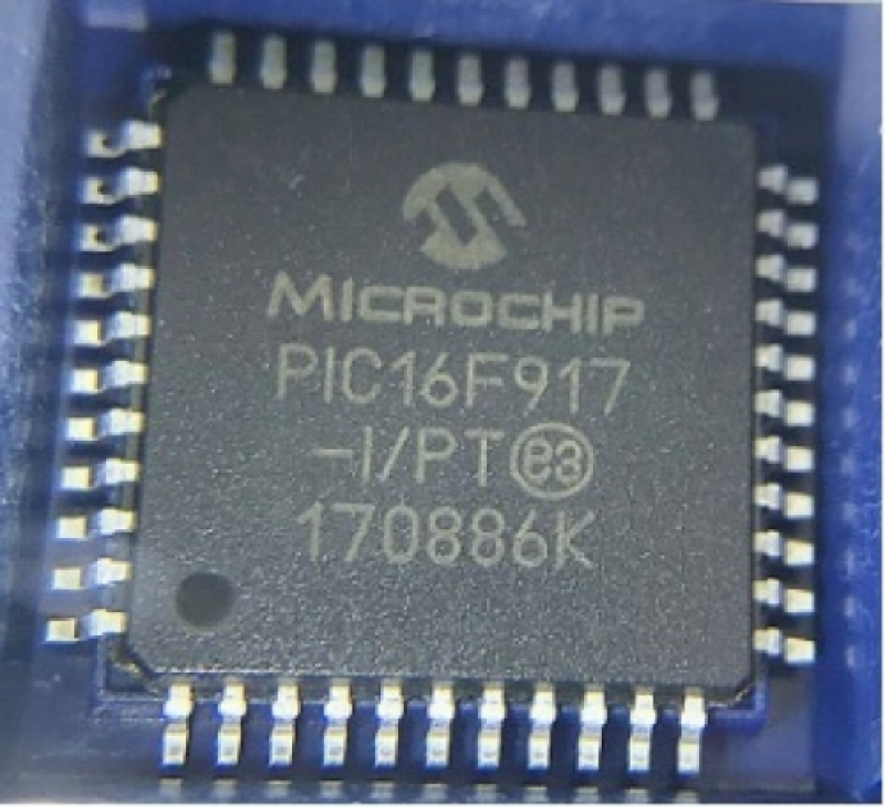 PIC16F917-I/PT