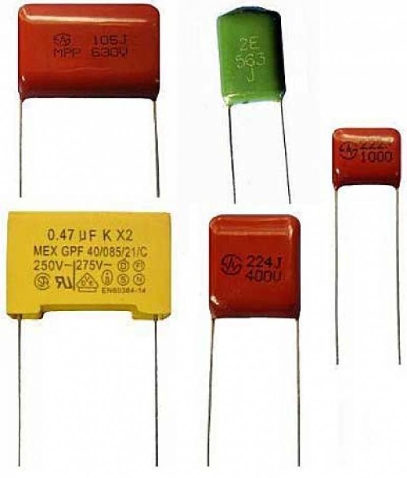 0,1 мкФ 630В